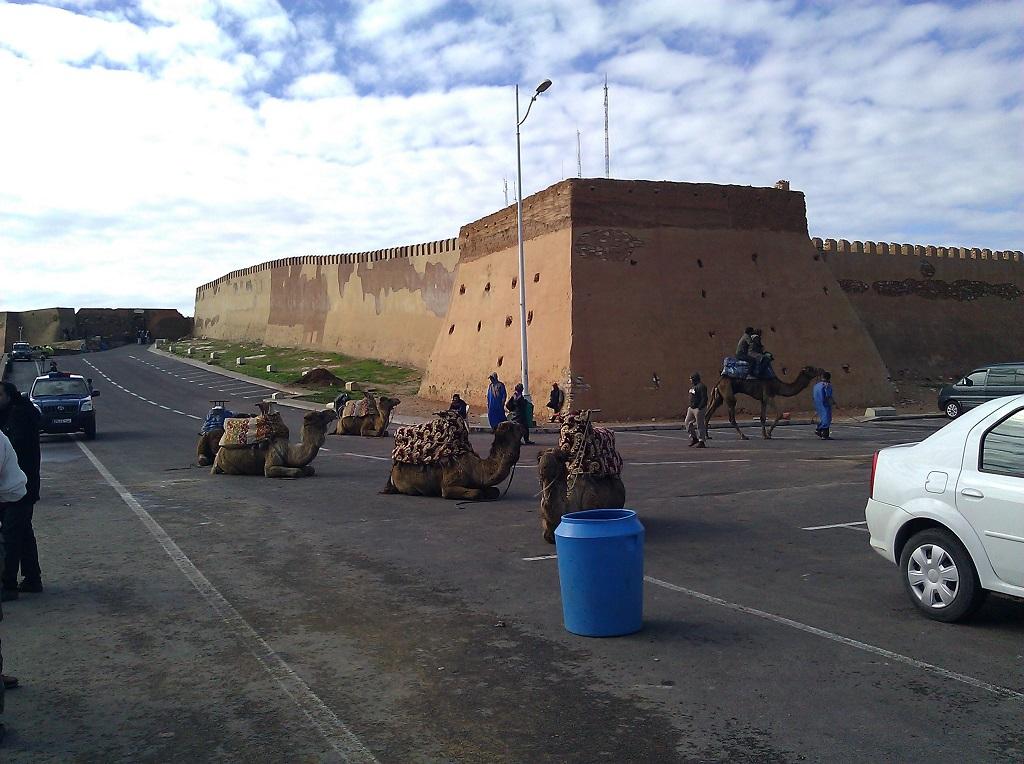 Agadir : quand la star des stations balnéaires marocaine fait les yeux doux