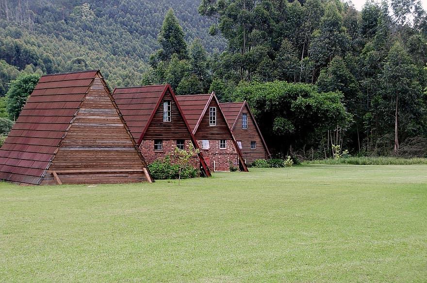 Se loger dans un hébergement confortable lors d'un voyage au Botswana