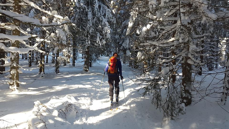 Où partir pour faire du ski de randonnée