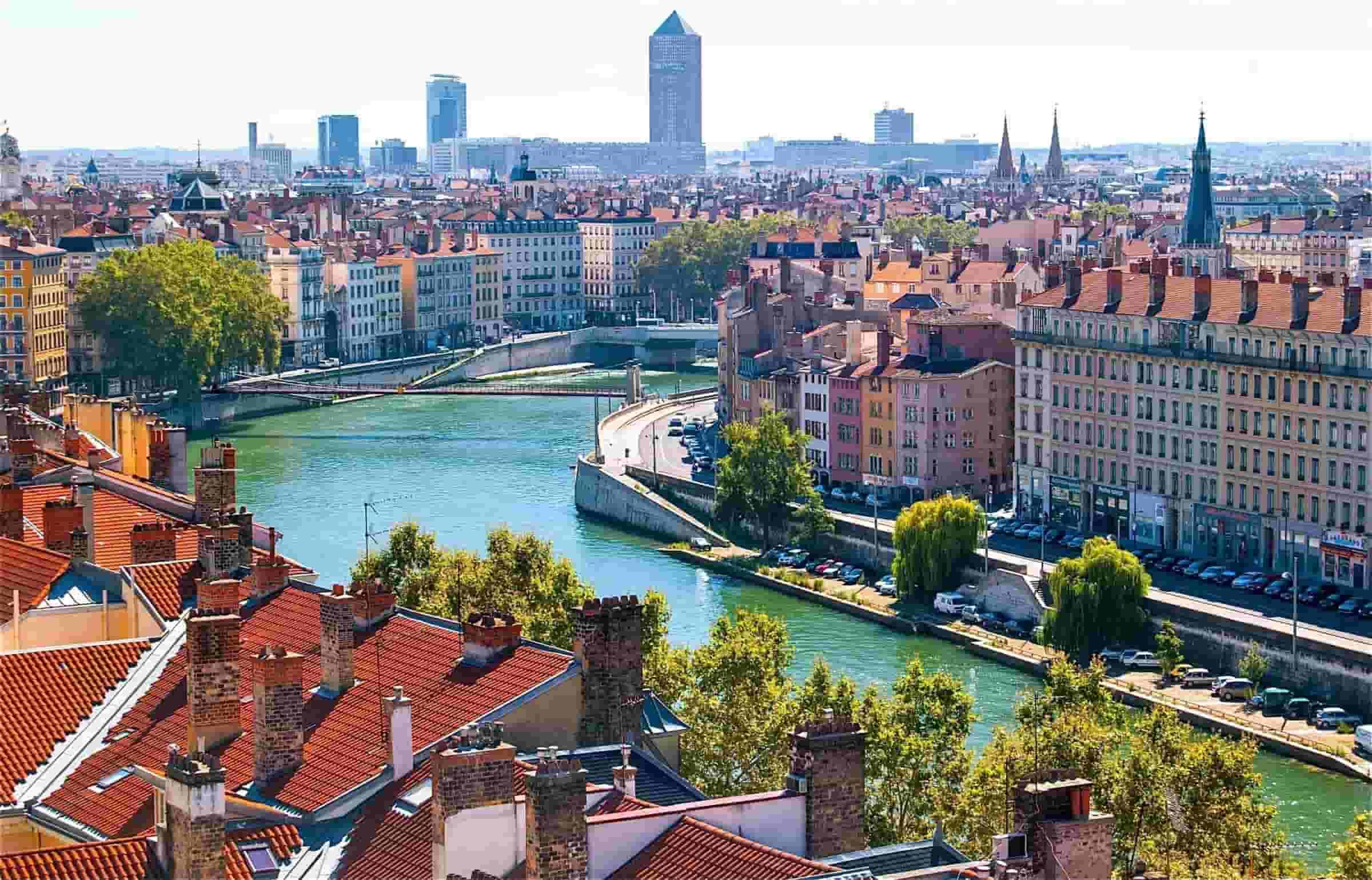 Les lieux à absolument découvrir lors d'un week-end à Lyon